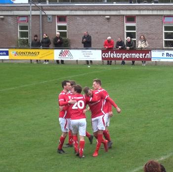 Samenvatting AZSV vs Staphorst (16-03-2019)