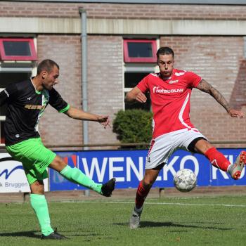 Samenvatting AZSV vs Spijkenisse (14-09-2019)