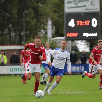 Samenvatting AZSV vs Rijsoord (12-10-2019)